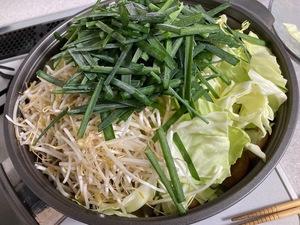 初めての干し柿作り と 敬老の日のモツ鍋を食す