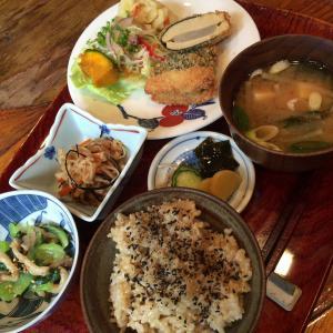 自然食レストラン  秋編