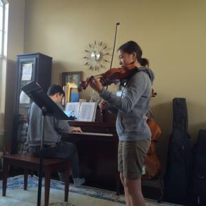 ピアニストとリハーサル