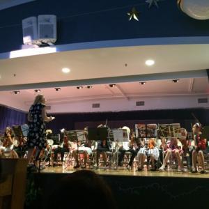 学校オケのコンサート