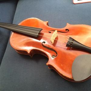 帰って来たバイオリン