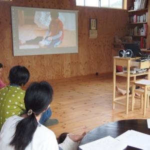 佐藤式健康体操&電磁波の勉強会をしました