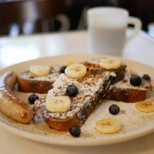【池尻大橋】1日中アメリカンブレックファストが楽しめます「Breakfast club」