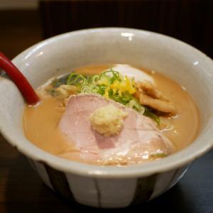 【梅雨の金沢弾丸旅行】食べ進めるごとに味が変化していく計算された1杯「麺屋 大河」