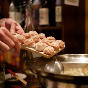 【新橋】1度で2度、3度美味しい!ハイブリットな水炊きが味わえます「博多水炊き ごくう」