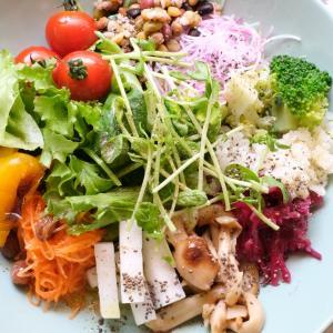【銀座】素材の鮮度は桁違い!感動のお野菜ビュッフェレストラン「グランイート銀座」