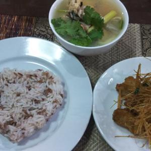 タイ料理教室⑯