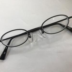 強度近視の眼鏡