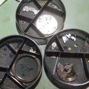 オメガシーマスターの修理