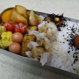 本日のお弁当7.6