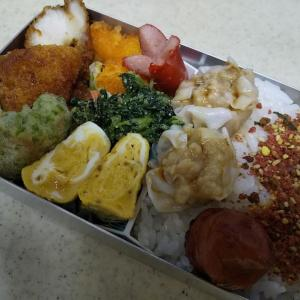 本日のお弁当8.5