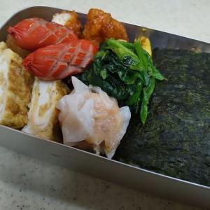 本日のお弁当12.3