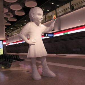 Espoo Modern Museum of Artに行ってきました