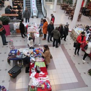 Torikeskusのクリスマスマーケット