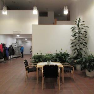 アールト設計の教区センター