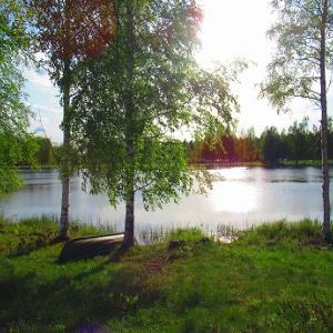 久々の湖畔15kmサイクリング