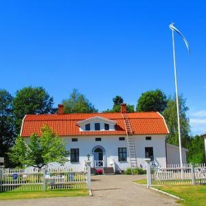 海沿いの街の博物館 ~Kuddnäs博物館~