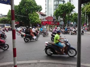 1週間ベトナムに行ってきました。I visited Vietnam for a week