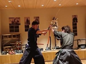 歌舞伎町の侍ミュージアム Samurai Museum in Kabukicyo Shinjyu