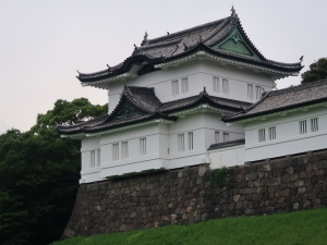 皇居見学ツアーに行ってきました The Imperial Palace visiting tour