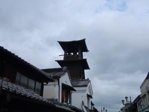 梅雨の間に川越日帰り旅行を楽しんできました。I enjoyed one day trip to Kawagoe