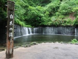 梅雨の晴れ間の軽井沢でリラックスしてきました。I enjoyed one-day trip to Karuizawa