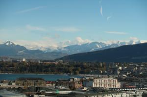 晩秋のジュネーブに行く機会がありました。I visited Geneva last week in October.