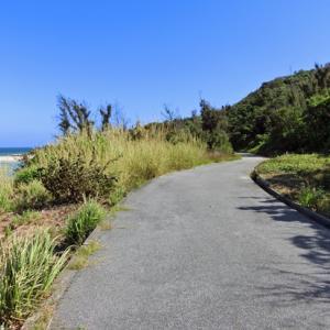 【2013宮古列島・大神島】西の砂浜と北の奇岩