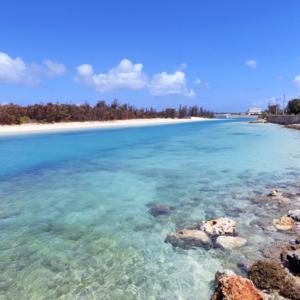 【2013宮古列島 伊良部島】渡口の浜、佐和田の浜、そして白鳥岬