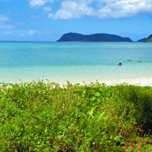 最高のシュノーケルポイント、イダの浜 ★2012 西表島★