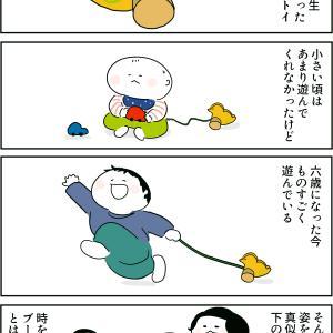 【長男6歳7か月】時を超えて遊ぶおもちゃ