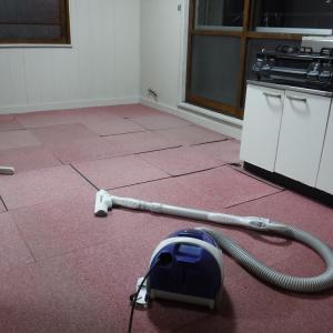 帯広からの引っ越し第3便 やっと引っ越しも掃除も終わった
