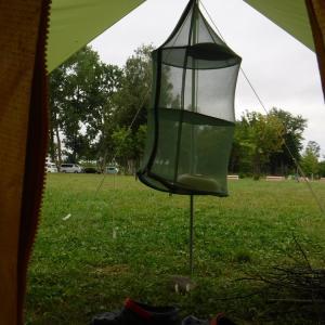 旅19日目 つくも水郷公園にて2日目の朝 連泊しよう