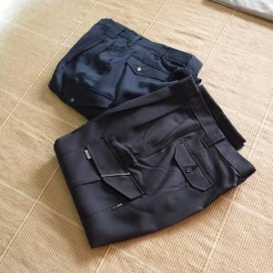 作業ズボンを買いに北見へ ホタテの天ぷら