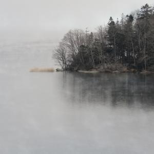 阿寒湖リゾバ20日目 めちゃ寒かった朝