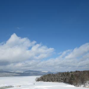 阿寒湖リゾバ63日目 バイト期間を3月まで延長した