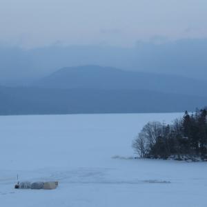 阿寒湖リゾバ71日目 退職日を今月末に早めてもらった