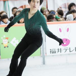 ハピリンク関西大学アイススケート部スペシャルショー2020②