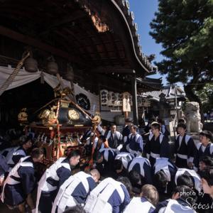 高砂神社秋祭り④