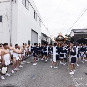 高砂神社秋祭り⑤