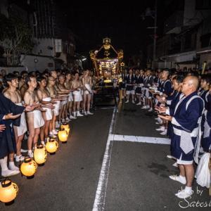 高砂神社秋祭り⑥