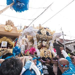 高砂神社秋祭り⑨
