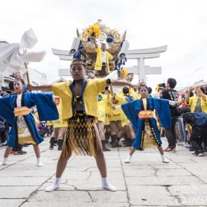 高砂神社秋祭り⑫