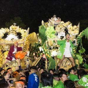 高砂神社秋祭り⑭