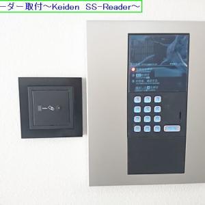 カードリーダー取付~Keiden SS-Reader~