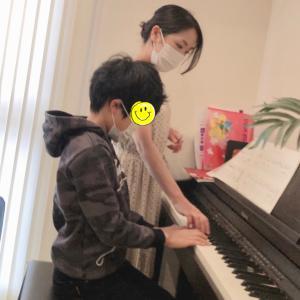 緊急事態宣言解除、まずピアノ教室再開です。