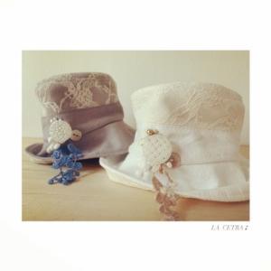 ワンピースセットの帽子とソックス♪