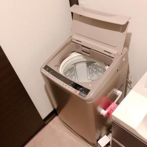"""""""""""断捨離マラソン2019・No.33「洗濯機周り」"""""""""""