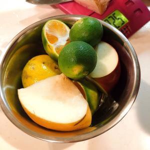 酵素ジュース作り