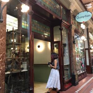 シドニーで最も世評の高いコーヒー ★ Gumption by Coffee Alchemy♪